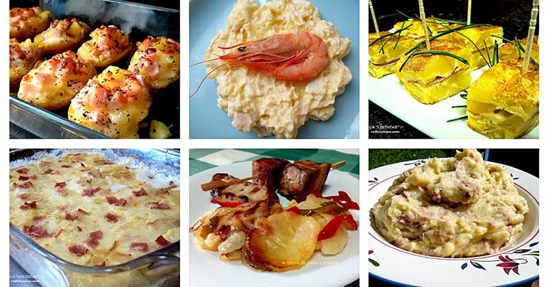 6 Recetas Con Patatas F Ciles Y Econ Micas A Cocinear