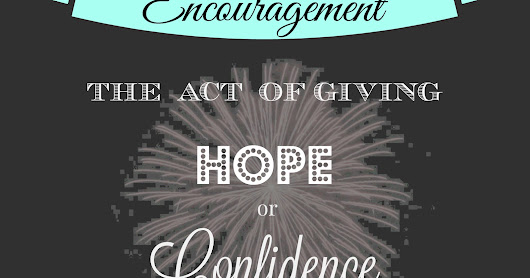 Do You Love Showing Kindness to Others? Join the Encouragement Movement.