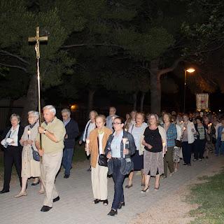 Sábado 24. Procesión de la Virgen del Parque de Miraflores