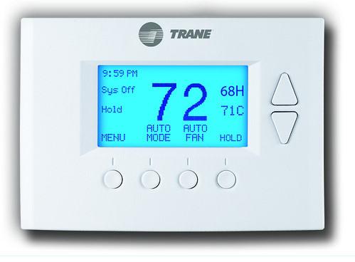 Image via Flickr by dmpalarms HVAC thermostat