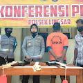 Setahun Buron, Pencuri 9 Gitar Diringkus Polisi