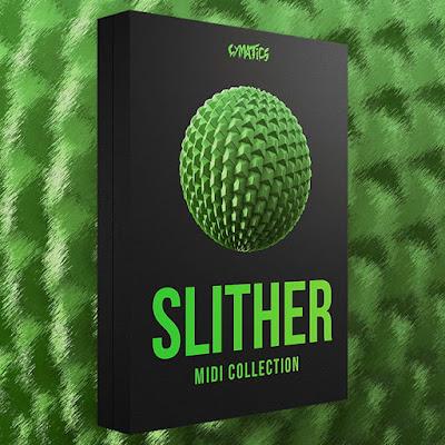 Cymatics - Slither MIDI Expansion (MIDI Kit)