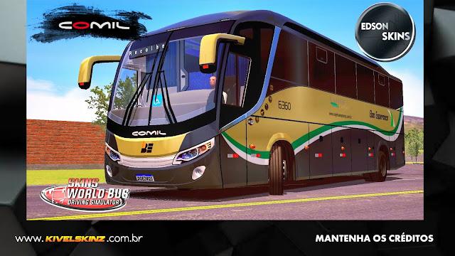 COMIL 1200 4X2 - VIAÇÃO BOA ESPERANÇA BLACK