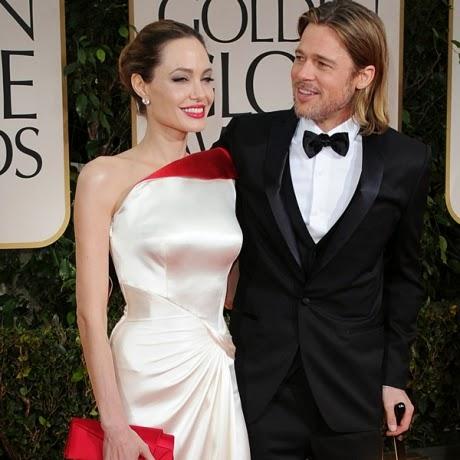 Brad Pitt And Angelina Jolie Wedding Morgan Magazine