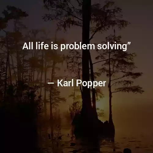 Quotes by  Karl Popper