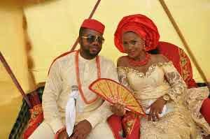 Igbo traditional wedding photos