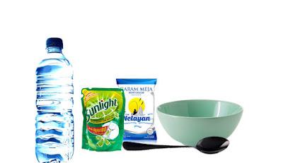 Cara Membuat Sabun Cuci Piring Lebih Hemat