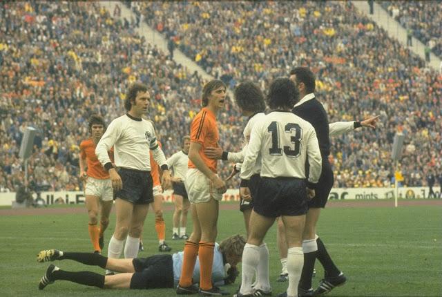 Selección de fútbol de Alemania 1974