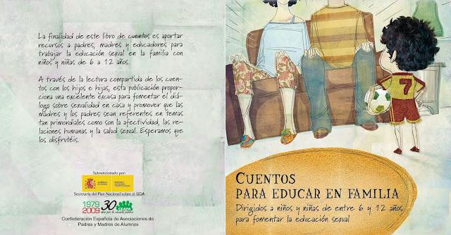 cuentos,educación,sexualidad,niños,padres de familia,docentes