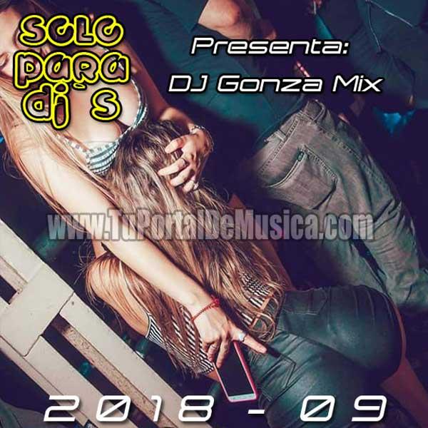 Solo Para Djs Dj Gonza Mix Vol. 9 (2018)