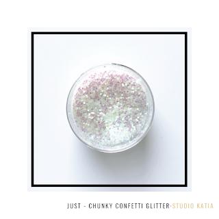 Just Chunky Confetti Glitter