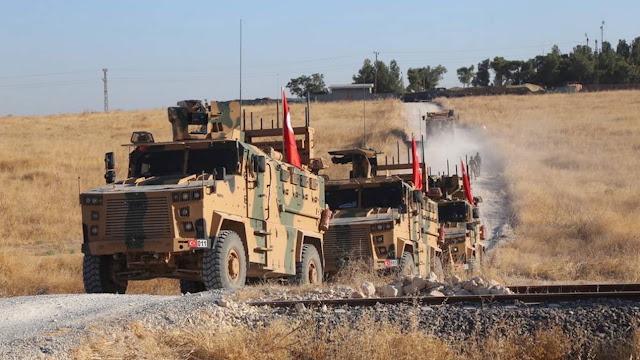 Τουρκία: Στρατιώτες και άρματα μετακινούνται στα σύνορα με τη Συρία