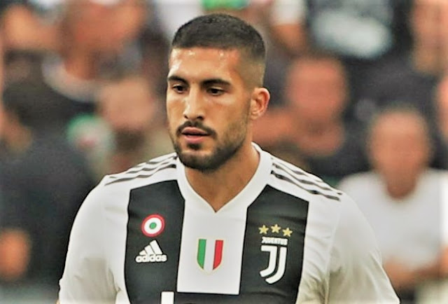 Sports: Emre Can Talks About Future In Juventus