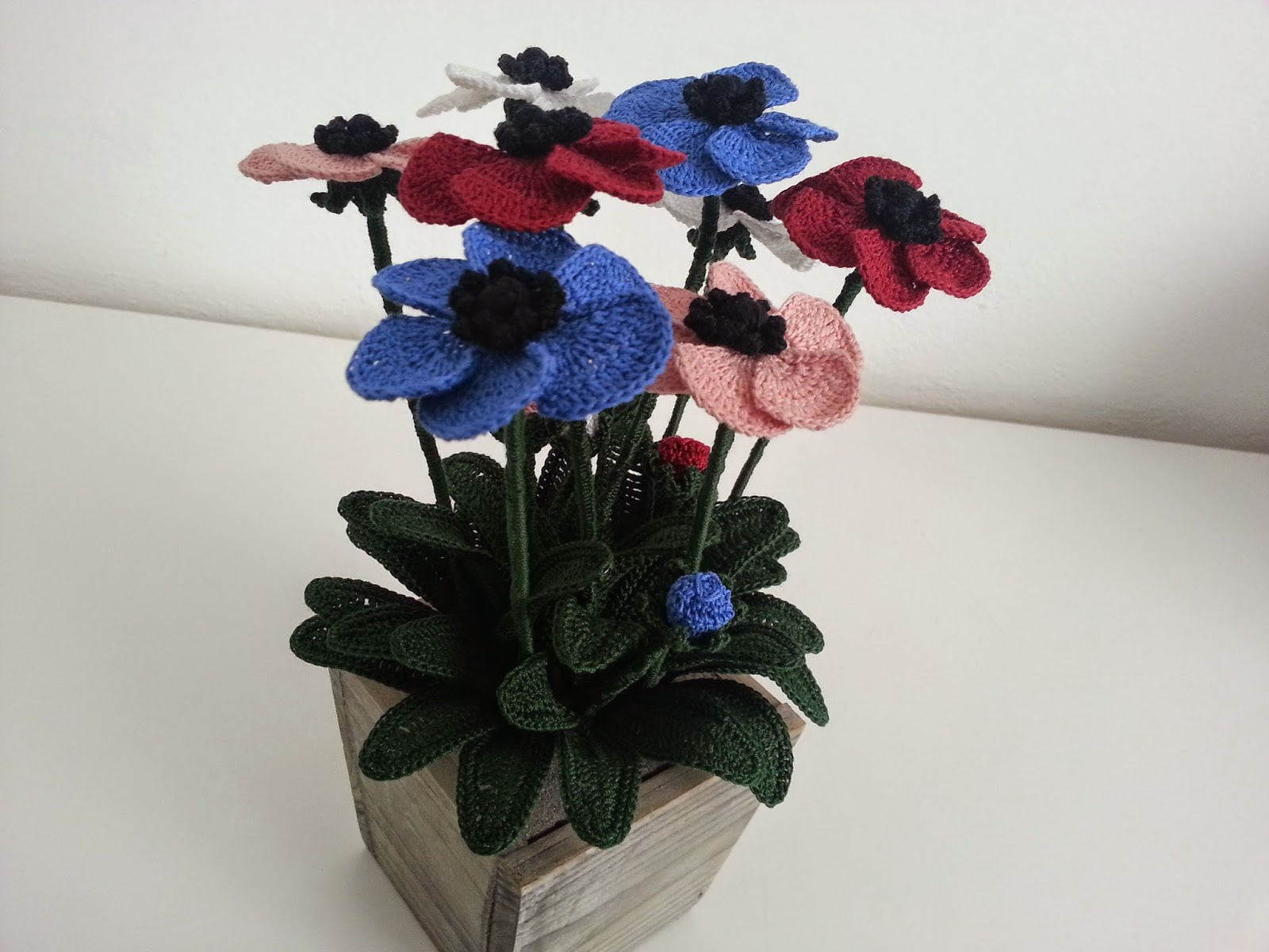 Anemone Crochet Ecosia