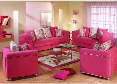 Pink Living Room Set Decorating Ideas For Small Yellow Let S Explore Cute Decor Home