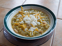 Vegetarian Chile Verde