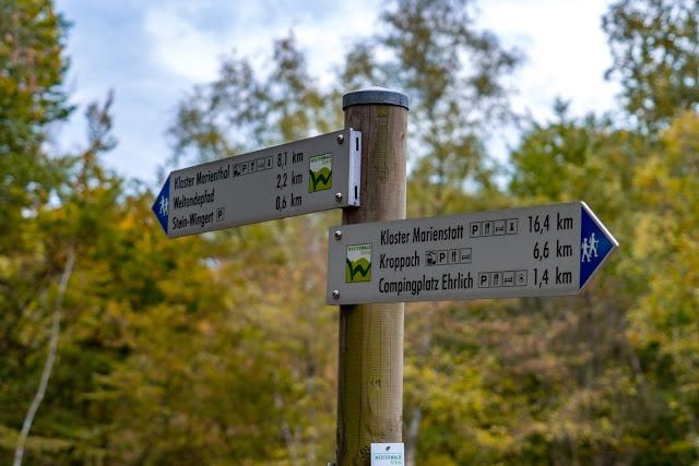 WesterwaldSteig 10. Etappe Limbach - Kloster Marienthal | Kroppacher Schweiz und Schieferbergwerk Assberg 16