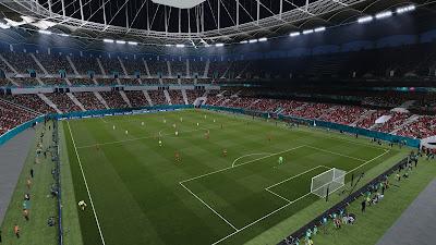 PES 2021 Stadium Arena Națională EURO 2020