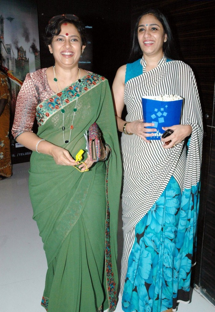 Deiva Thirumagal Premiere Show Photos ~ Movie Galleryz.in