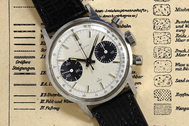 Mẫu đồng hồ Hamilton nữ cho người cá tính.