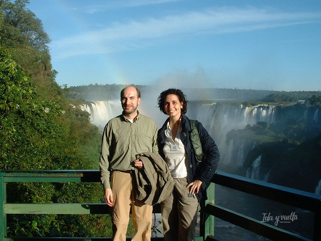 Lugares románticos Iguazú