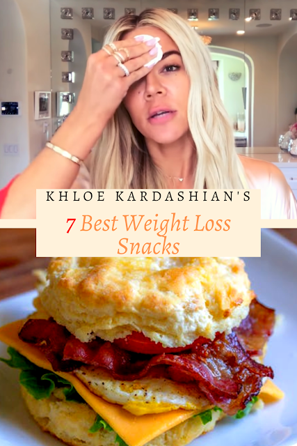 Khloe Kardashian's 7 Best Weight Loss Snacks