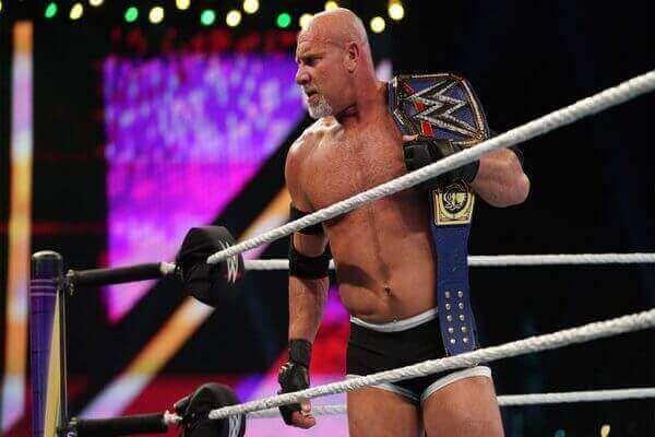 جولدبيرج يعلق على منتقدي فوزه بلقب WWE العالمي (فيديو)