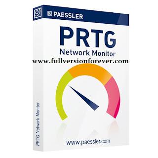 Download Paessler PRTG Network Monitor 15.1.14 Cracked