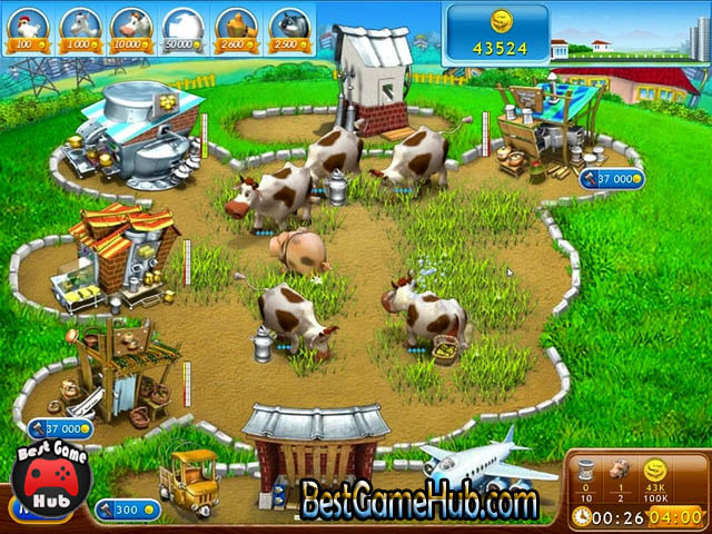 Farm Frenzy Pizza Party Torrent Game Free Download