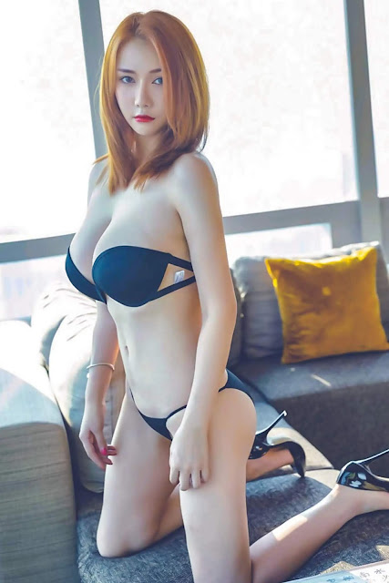 Hot and sexy photos of beautiful busty asian hottie chick Chinese model Chen Zanchi photo highlights on Pinays Finest Sexy Nude Photo Collection site.