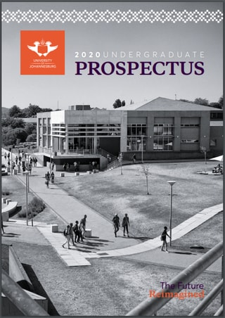 UJ Prospectus 2020