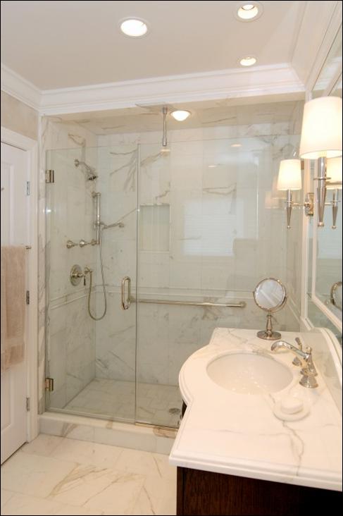 Key Interiors by Shinay Cottage Style Bathroom Design Ideas