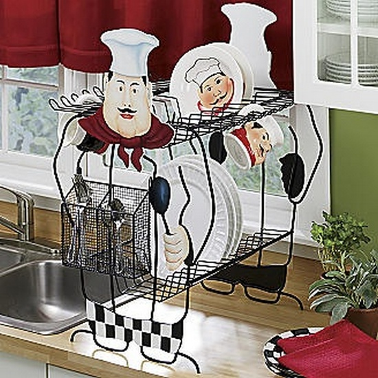 Chef Decorations For The Kitchen Tips