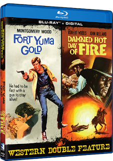 Blu-ray Review - Fort Yuma Gold & Damned Hot Day of Fire (Western Double Feature)
