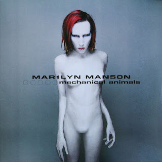 Pochette de Marilyn Manson - Mechanical Animals