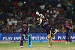 RPS vs KKR 20th Match IPL 2016 Highlights