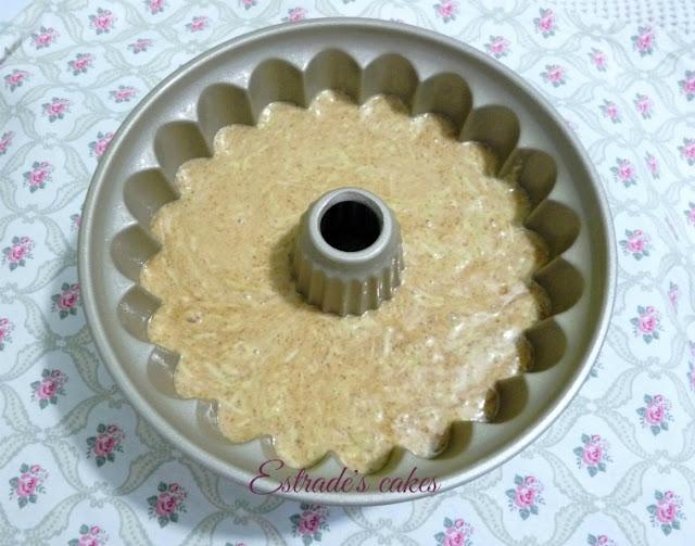 receta de bizcocho de calabacín 3