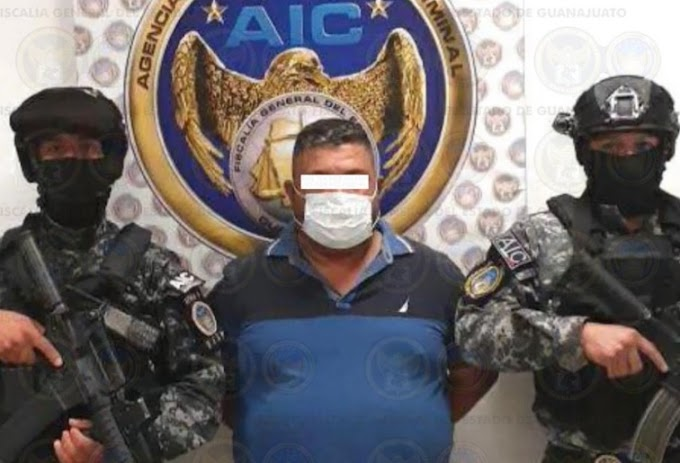 Mexico captures leader of bloody Santa Rosa de Lima Cartel