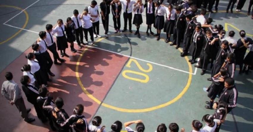 Alumnos de región Lima se alistan para I Simulacro Escolar de Sismo (20 Abril)