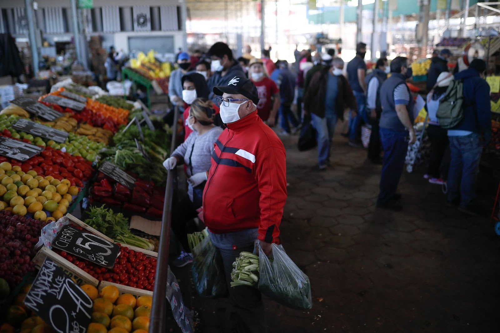Cuáles son las frutas y verduras más consumidas por los argentinos