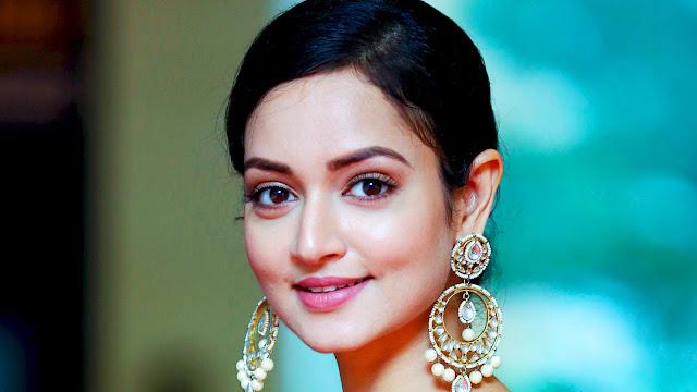 Shanvi Srivastava Stunning Closeup Latest 4K Stills