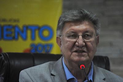 Orlando Bolçone - Audiência Pública do Orçamento estadual de SP 2017 em Barretos 24/06/2016