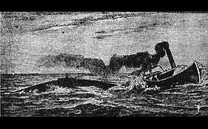 Γρυπάρα: Η πρώτη ελληνική απόπειρα υποβρυχίου