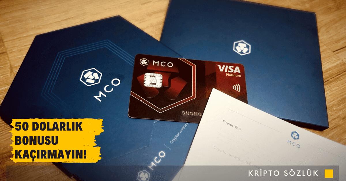 Crypto.com 3 Milyon Kullanıcıya Ulaştı ve 50 Dolar Bonus Veriyor