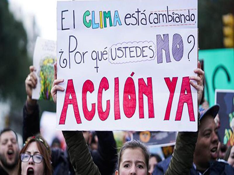 Resultado de imagen para huelga mundial por el clima