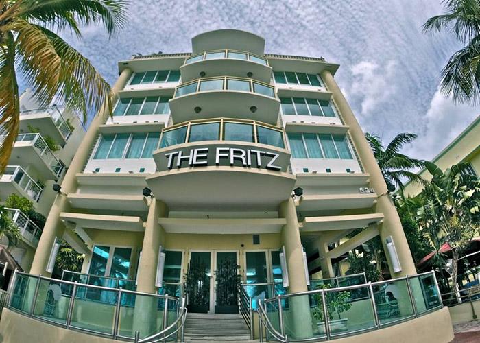 The Fritz Hotel Miami Beach Fl