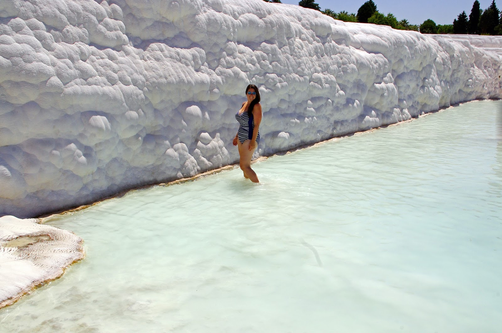 Ticking Beautiful Pamukkale off my Bucket List with Neyzen