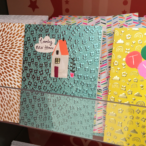 print  pattern cards  paper salad at sainsbury's in