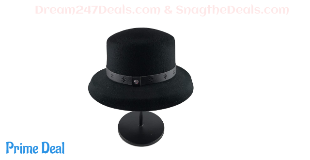 55% off Cloche Hats for Women 100% Wool Fedora Bucket Bowler Hat 1920s Vintage Kentucky Derby Church Party Hats14 available colors/styles