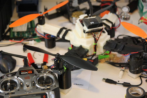 How To Make a Drone At Home With Camera In Hindi